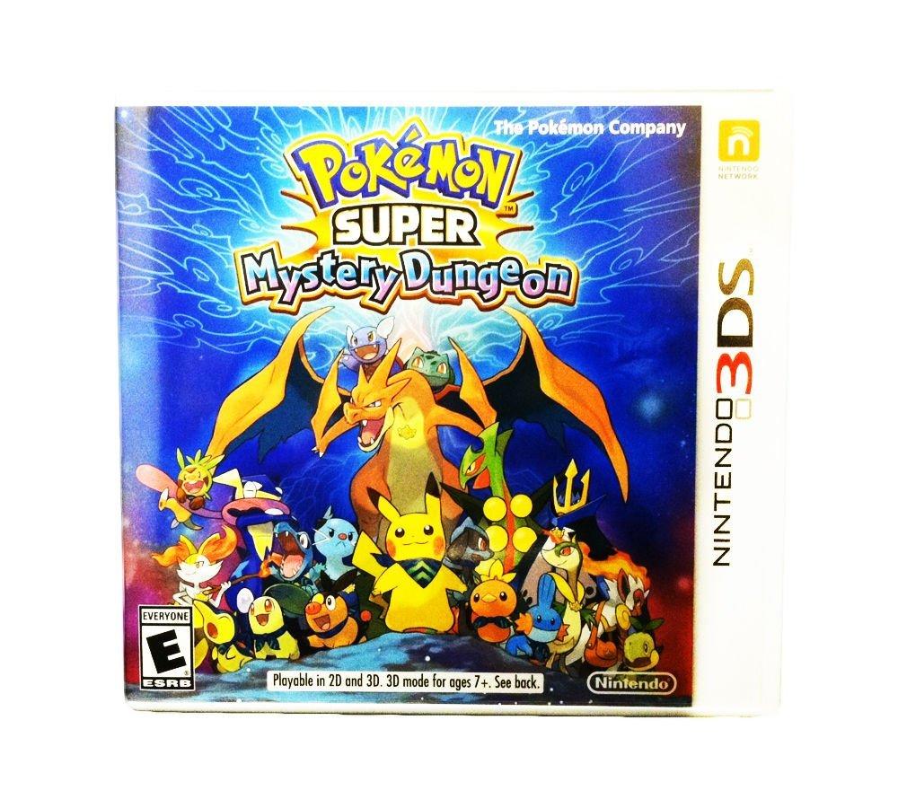 [WHD] Pokemon Super Mystery Dungeon - US-Import 3x vorhanden zu 9,23€ Nintendo 3Ds