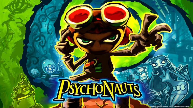 [GOG] Psychonauts (PC+Mac+Linux)