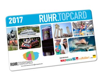 Gratis in den Freizeitpark beim Kauf der Ruhrtopcard vom 01.04. - 30.04.17 / z. B. Moviepark