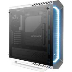 ZackZack Angebot: Aerocool P7-C1WG Midi Tower Window-Kit, weiß