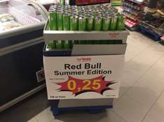 Red Bull Summer Edition 250 ml für 0,25 pro Dose (Lokal DO-Eving)
