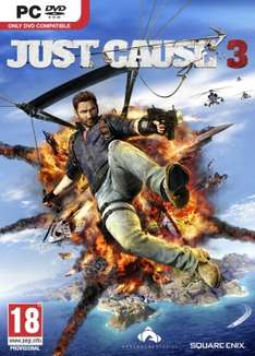 Just Cause 3 (Steam) 78% Rabatt