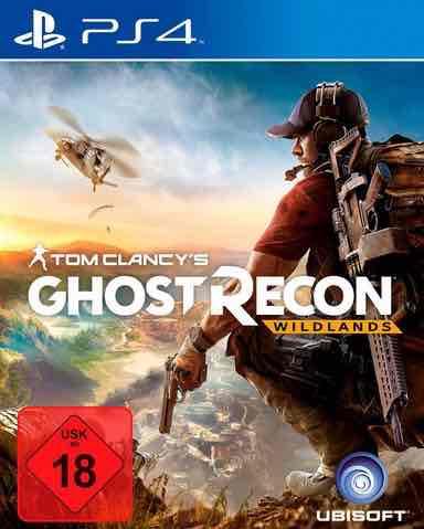 Tom Clancy's Ghost Recon Wildlands (Ps4, Xbox One, PCs) (Otto)