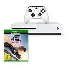 [Amazon] Xbox One S 500GB Konsole - FIFA 17 Bundle + Forza Horizon 3 - Standard Edition 70€ unter PVG