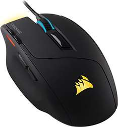 Amazon Angebot: Corsair Sabre - Optische Gaming Maus - Multi-Colour RGB Backlit Performance 10000 DPI ( CH-9303011-EU )