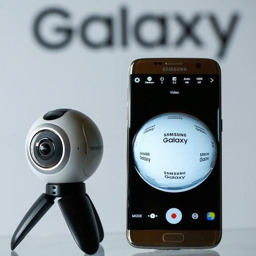 Samsung Galaxy S7 + Gear 360 + eff. kostenlose Mobilcom D2 Allnet-Flat ohne SMS und ohne LTE