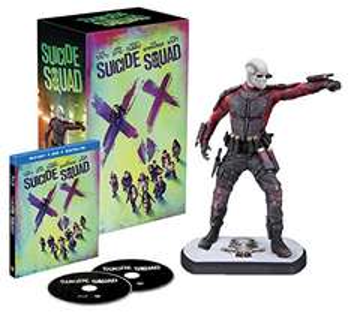 Suicide Squad Box mit exklusiver Deadshot Figur 40% günstiger