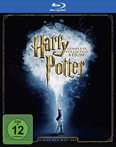 Harry Potter - The Complete Collection [Blu-ray] - bei Amazon für 32,97€