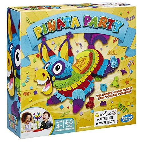 Spielzeug-Deals bei Amazon *kleine Übersicht* z.B. Pinata Party von Hasbro für 4,14€ als Plusprodukt