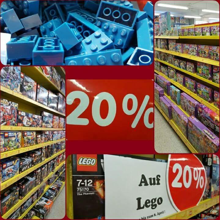 [Lokal Jever] 20% auf Lego bei Spiel Welt