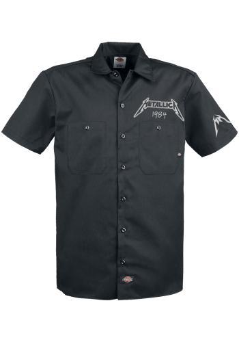 EMP 15% Rabatt, z. B. Metallica Kurzarmhemd Ride The Lightning 30th Anniversary