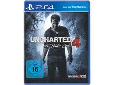 Uncharted 4: A Thief's End [PS4] @mediamarkt.de