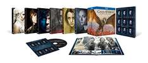 [Blu-ray] Game of Thrones Staffel 1-6 Digipack + Fotobuch + Bonusdiscs [Limited Edition] + UV Code Staffel 6 + 1€ GS für Kauf AmzVideo - (Amazon.de)