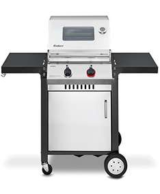 Gasgrill Enders Monroe 2 S Turbo mit Simple Clean [AMAZON]