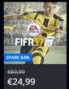 [Playstation Store] FIFA 17 PS4