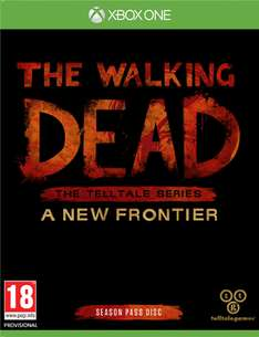 The Walking Dead - The Telltale Series: A New Frontier (Xbox One) für 18,54€ inkl​. VSK (Shopto)
