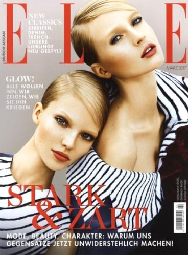 Abosgratis : 1 Jahr Elle gratis Print Ausgabe - selbstendend