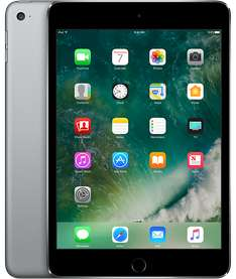 [Rakuten.de] Apple iPad mini 4 Wi-Fi 128GB iOS space grau