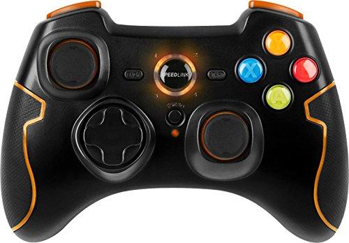 Speedlink Torid Amazon Edition kabelloses Gamepad für PC/PS3