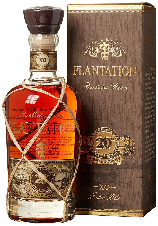 (Plantation) Barbados Extra Old 20th Anniversary Rum als Fassabfüllung LITERPREIS