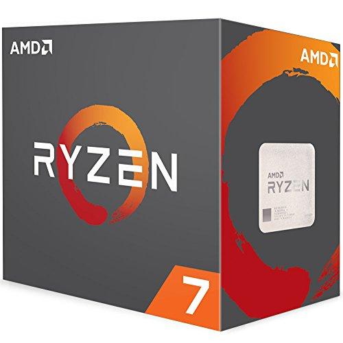 AMD Ryzen 7 1700X Prozessor für 342,65€ mit Prime und 352,65€ ohne Prime [Amazon.fr]