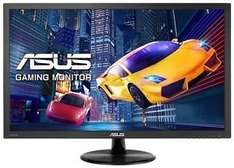 "ASUS VP278H - 27"" FullHD Flicker-Free - Low Blue Light - Stereo-Lautsprecher"