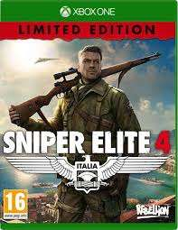Sniper Elite 4 Limited Edition (PS4 & Xbox One) für je 38,65€ inkl. VSK (Game UK)