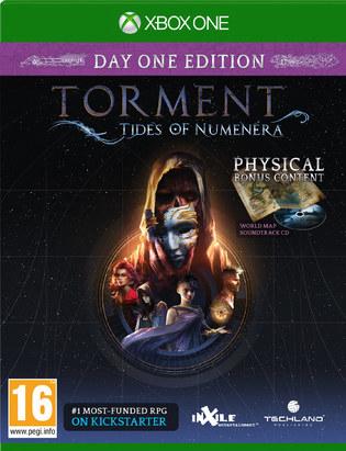 Torment: Tides of Numenera Day One Edition (PS4 & Xbox One) für je 21,98€ inkl. VSK (Shopto oder Shop4DE)
