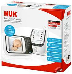 NUK Babyphone Ecocontrol+Video