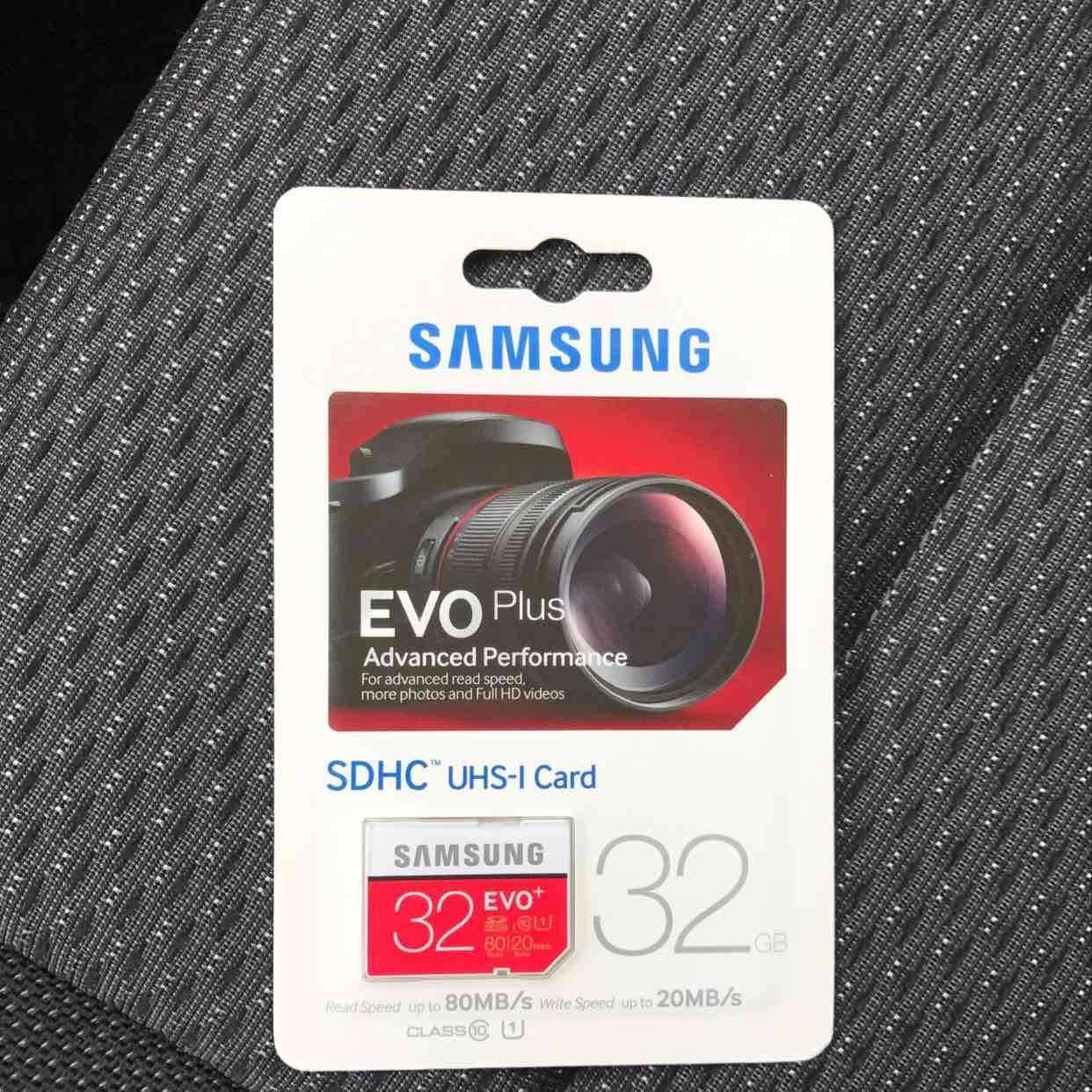 [Lokal Voerde] Samsung SDHC UHS-I Card MB-SC32D 32 GB für 9,99 Euro
