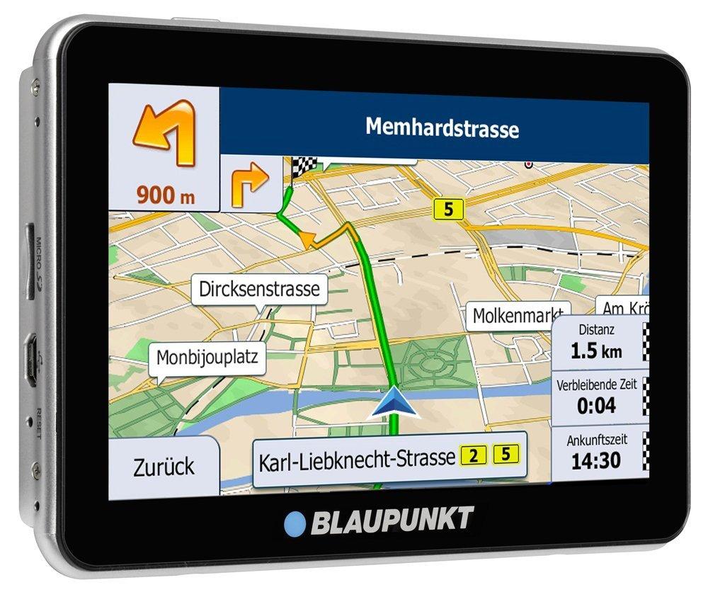 ab 0:00 Uhr Blaupunkt TravelPilot 53 EU LMU - Navigationssystem 5 Zoll für 47,99€ oder 4799 Punkte [Payback]