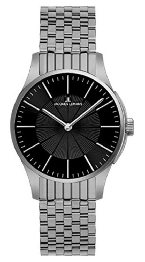 [Amazon Prime] Jacques Lemans London 1-1462ZB DAMEN Edelstahl-Uhr für 23,95€!