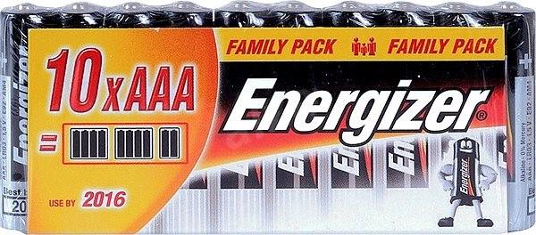 (Kaufland)10er Family Pack ENERGIZER AAA