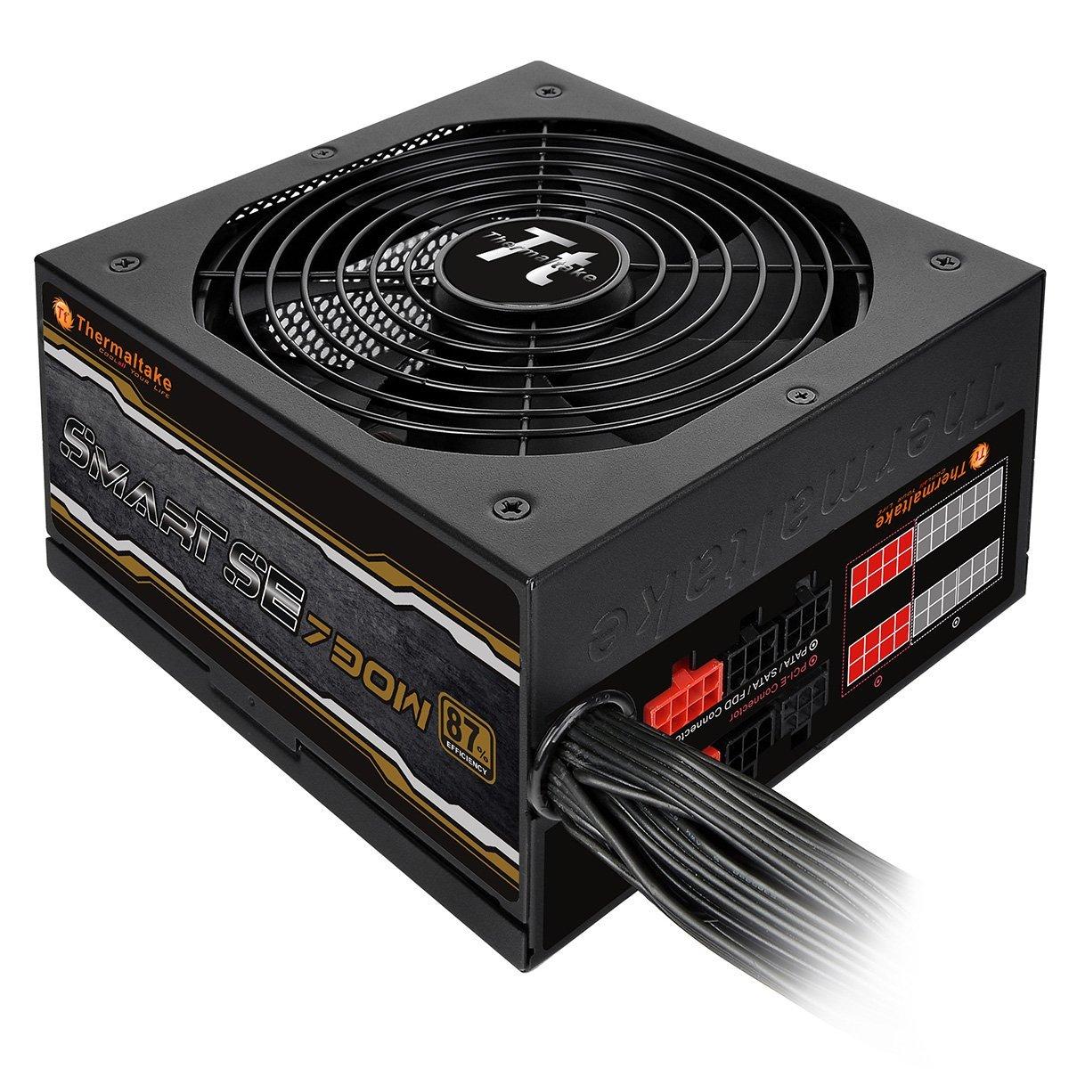 Amazon Angebot: Thermaltake SPS-730MPCBEU Smart SE PC-Netzteil (730 Watt, ATX 2.3)