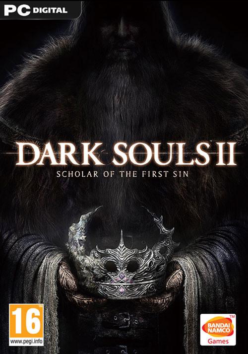 Dark Souls II: Scholar of the First Sin (Steam) für 9,59€ (Gamebillet)
