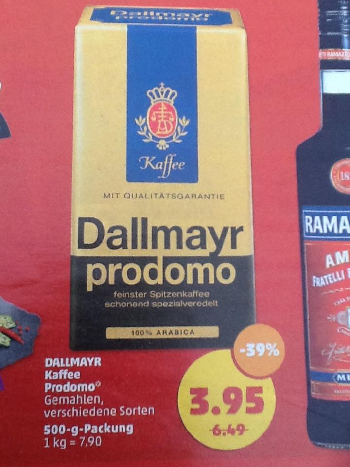 [Penny] Dallmayr prodomo ab 10.4. für 3,95€