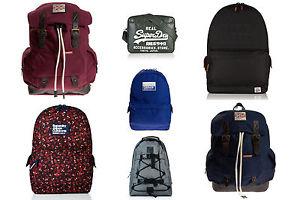 (Ebay) Superdry Taschen (Rucksäcke) für Damen und Herren