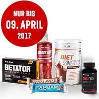 [Body Attack] 20% Rabatt: Frühlingspreise für alle Produkte