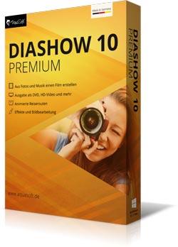 Osterbilder vorführen: AquaSoft DiaShow 10 Premium