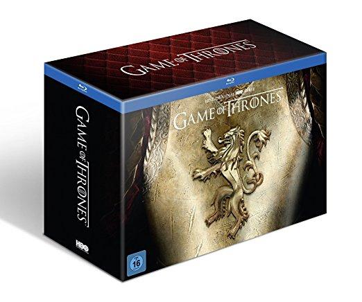 Game of Thrones Ultimate Collector's Edition Staffel 1-6 inkl. Night King Figur + Fotobuch + Bonusdiscs  (Blu-ray Limited Edition) für 129,97€ (Amazon Blitzangebot)