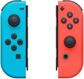 [Rakuten+Masterpass] Nintendo Switch Joy-Con 2er Set rot / blau