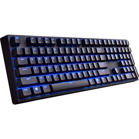 ZackZack Angebot: mechanische Tastatur CoolerMaster CM Storm Quick Fire XTi Cherry MX-Red SGK-4060-KKCR1-DE