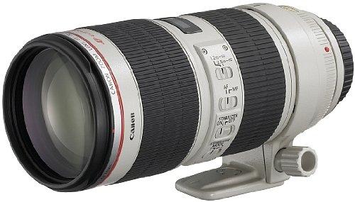 Canon 70-200 f/2.8L IS II USM Objektiv [Amazon Prime]