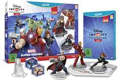Disney Infinity 2.0: Marvel Super Heroes Starter-Set (Wii U) für 13,99€ inkl. VSK (Amazon.de)