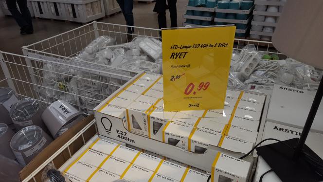 Ikea RYET E27 LED-Leuchtmittel (Berlin-Tempelhof)
