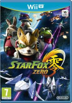 Star Fox: Zero (Wii U) für 17,10€ inkl. VSK (Game UK)