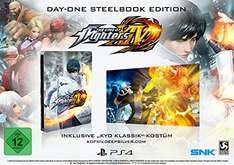 The King of Fighters XIV Day One Edition inkl. Steelbook (PS4) für 29,94€ inkl. VSK (Amazon Blitzangebot)