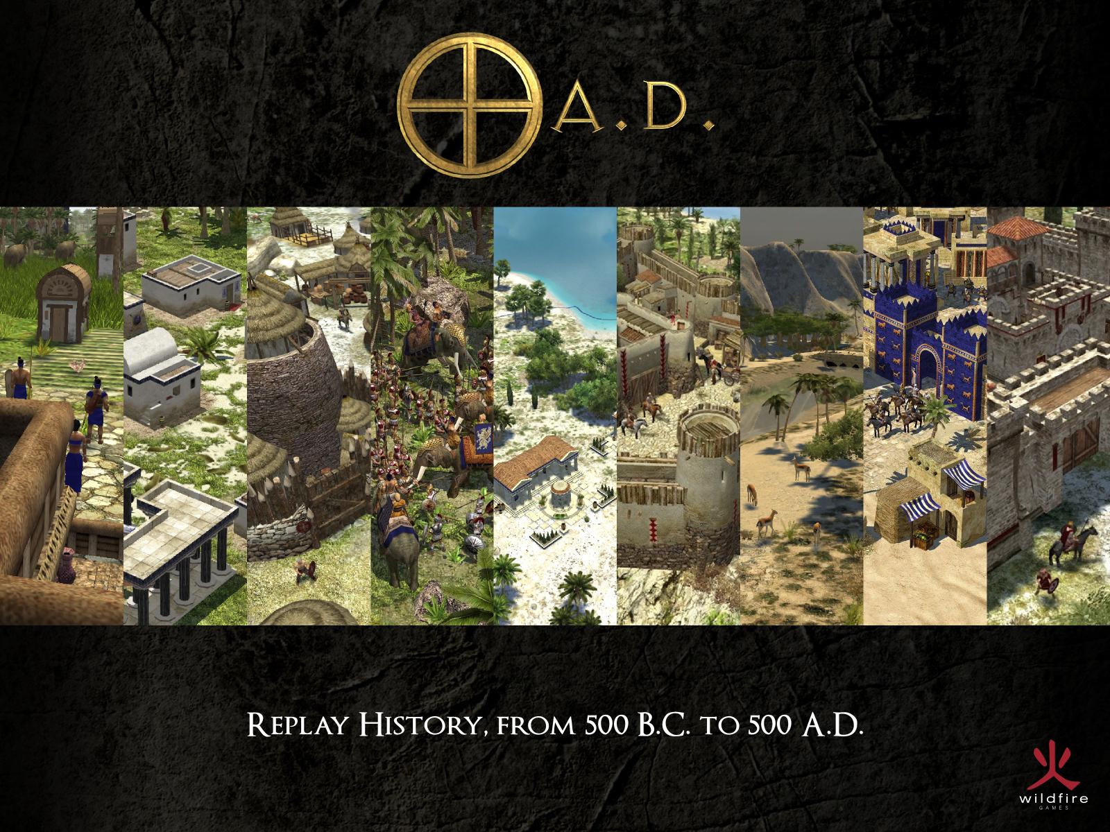 Strategiespiel 0 A.D. kostenlos (PC+Mac+Linux)