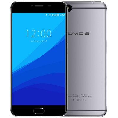 "UMIDIGI C NOTE: 5,5"" Full HD, DUAL SIM,  3GB Ram, 32GB Speicher, Android 7, LTE (incl. Band 20), 13MP Kamera, Fingerprint für 118,66€ (140,66€ incl. evt. Zollgebühren) @Gearbest [GRAU oder GOLD]"