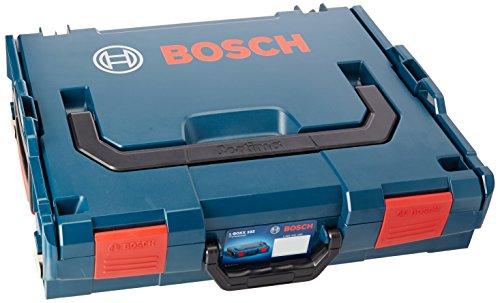 Bosch Professional L-Boxx 102 Koffersystem, Größe 1, stapelbar, 2,1 kg,  exklusiv für Prime-Mitglieder
